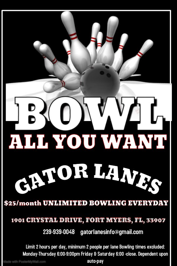 Bowl All You Want